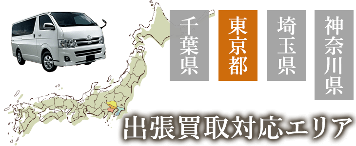 東京都対応市町村